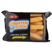 Spanish Churros (Pre-Cooked & Frozen), Pack of 12